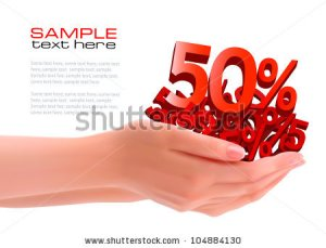 stock-vector-concept-of-discount-hands-holding-sales-vector-104884130