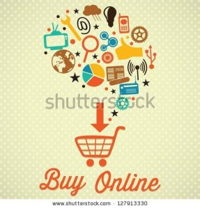 stock-vector-buy-online-retro-colors-icons-on-vintage-background-127913330