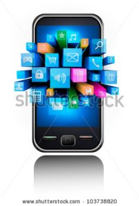 stock-vector-mobile-phone-with-colorful-icons-vector-103738820