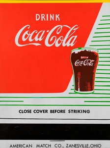 Close Cover Before Striking, 1962