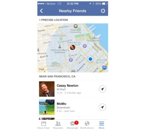 Nearby-Friends-Map